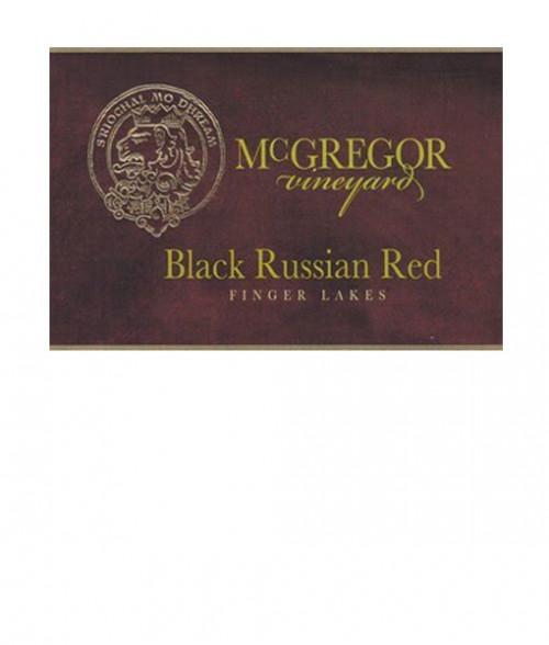 2016 McGregor Black Russian Red 750ml