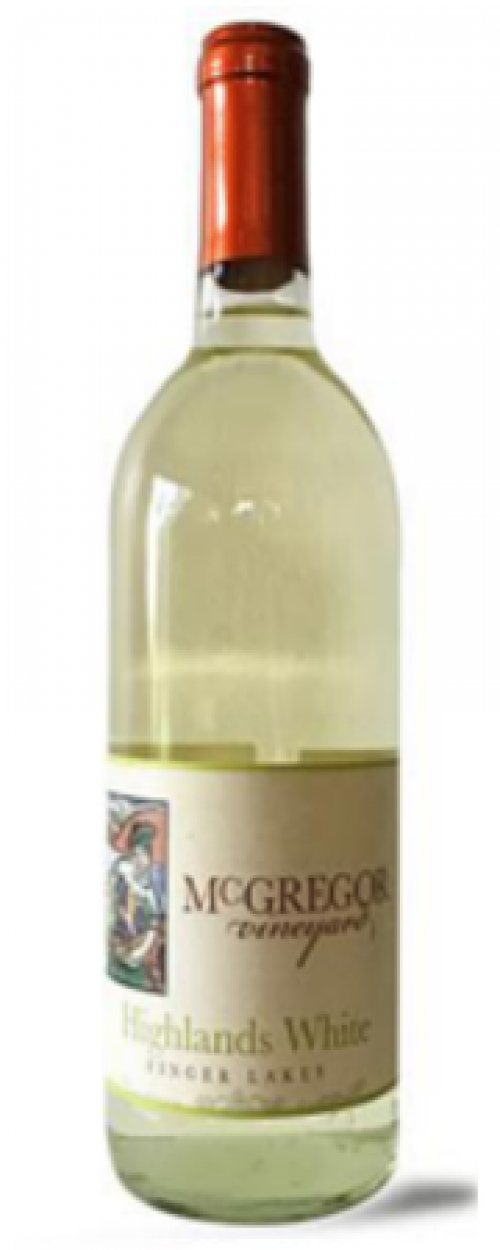 McGregor Highlands White 750ml NV