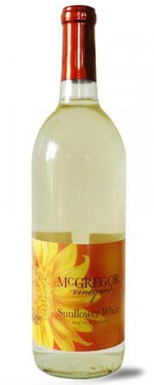 McGregor Vineyard Sunflower White 750ml NV