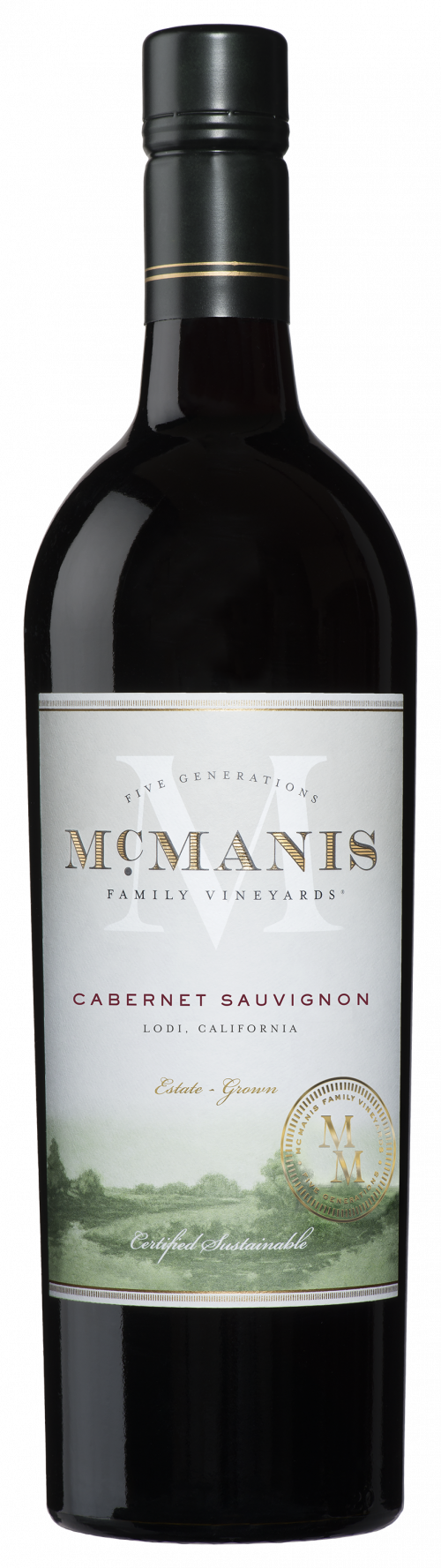 McManis Cabernet Sauvignon 750ml NV