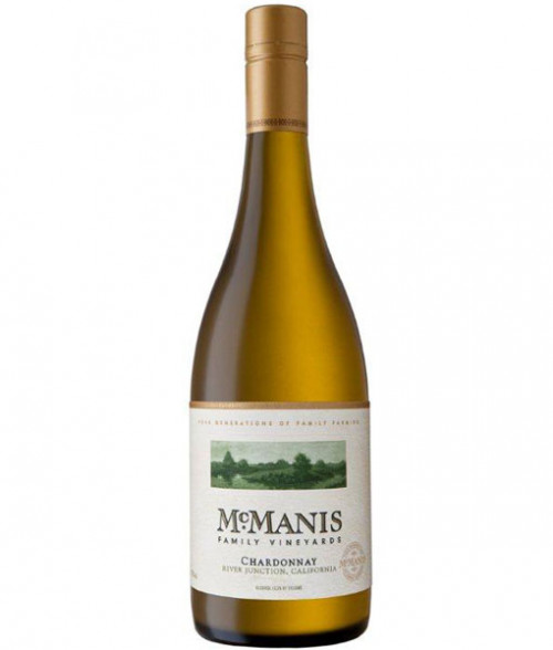McManis Chardonnay 750Ml NV