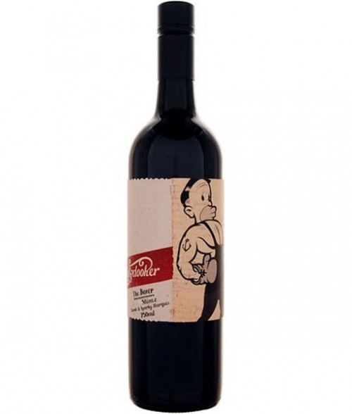 2016 Mollydooker The Boxer Shiraz 750ml