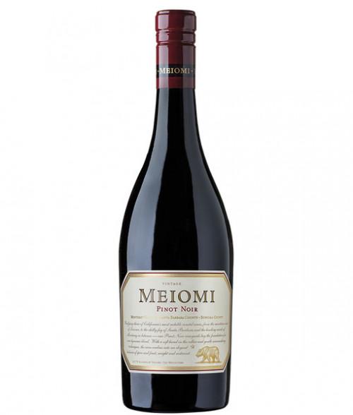 2018 Meiomi Pinot Noir 750ml