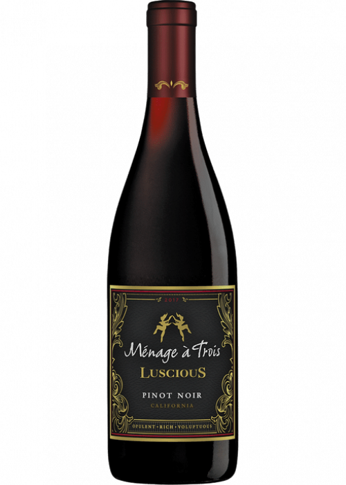 Menage A Trois Luscious Pinot Noir 750ml NV