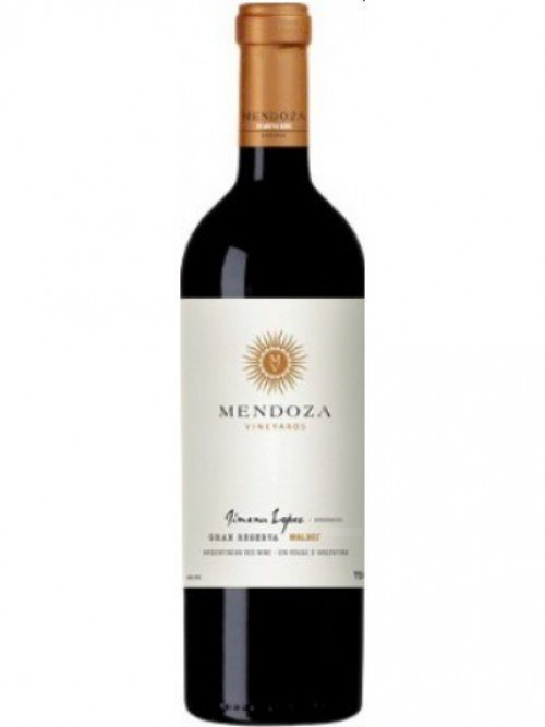 2013 Mendoza Vineyards Malbec Gran Reserva 750ml