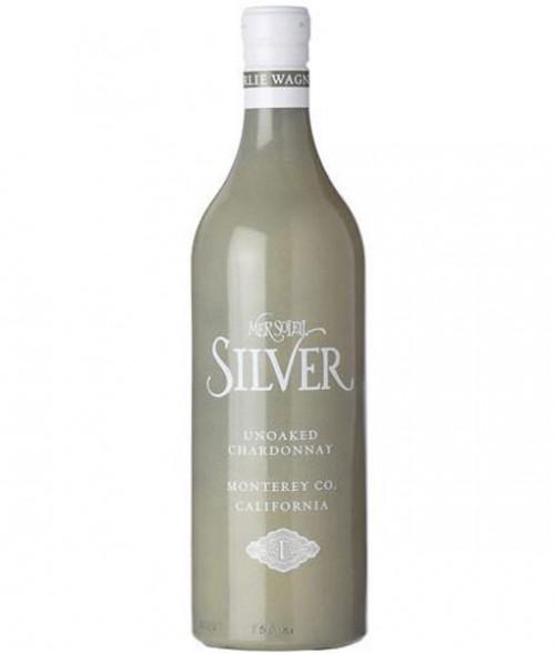2016 Mer Soleil Silver Unoaked Chardonnay 750Ml