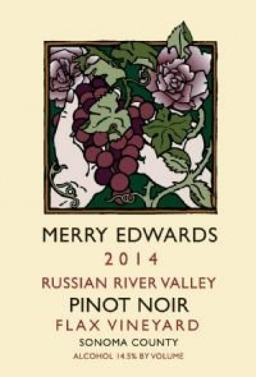 2014 Merry Edwards Flax Pinot Noir 750ml