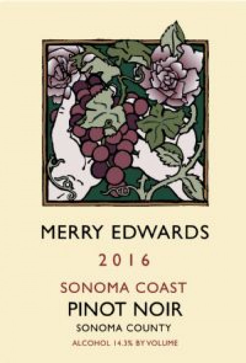 Merry Edwards Sonoma Pinot Noir 750Ml