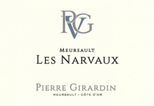 2018 Pierre Girardin Les Narvaux Meursault 750ml
