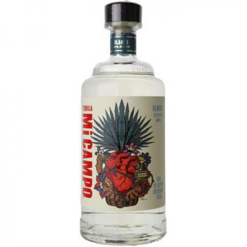 Mi Campo Blanco Tequila 1L
