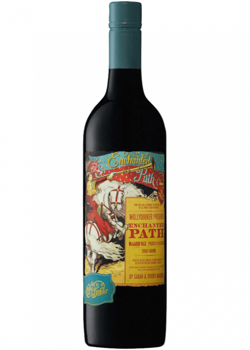 2017 Mollydooker Shiraz/Cabernet Enchanted Path 750Ml