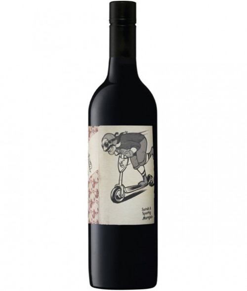 2016 Mollydooker The Scooter Merlot 750Ml