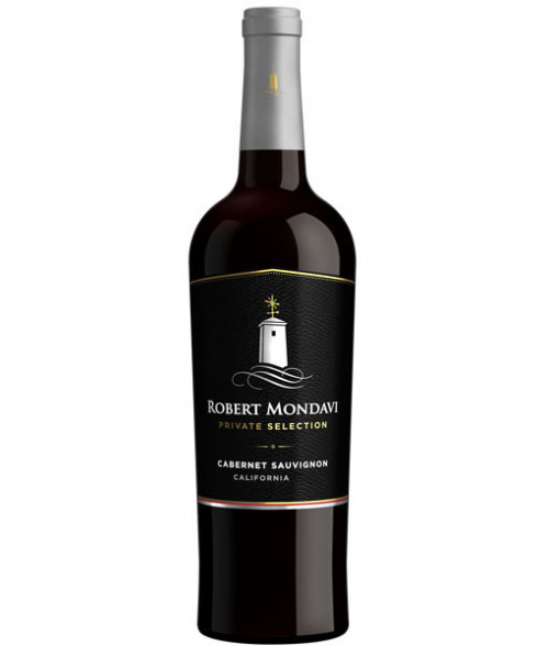 Robert Mondavi Private Selection Cabernet Sauvignon 750ml NV