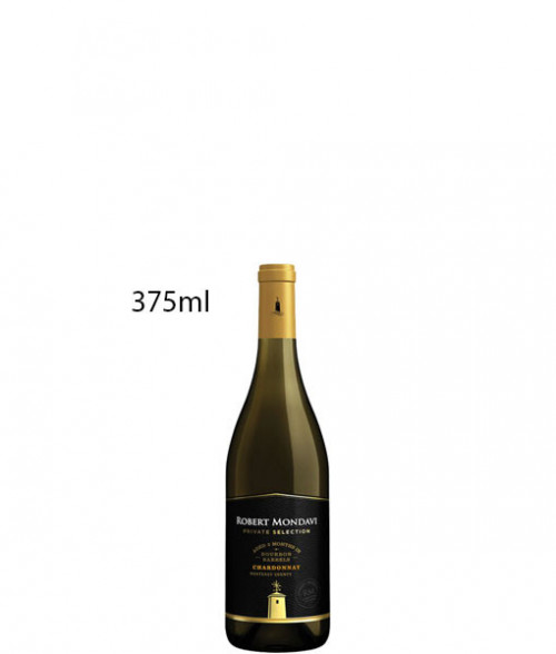 2019 Robert Mondavi Private Selection Bourbon Barrel Chardonnay 375ml