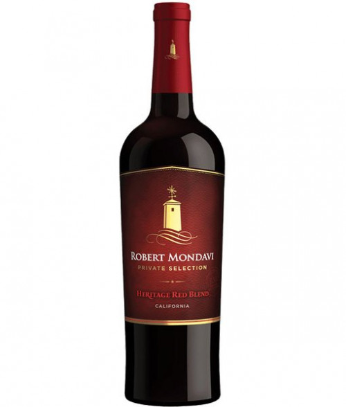 Mondavi Private Selection Heritage Red 750ml NV