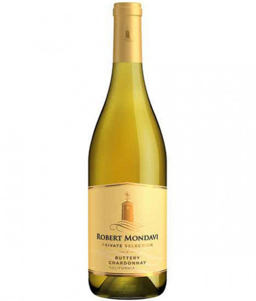 2018 Robert Mondavi Private Selection Buttery Chardonnay 750ml