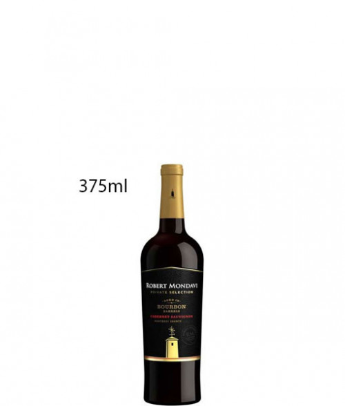 2018 Robert Mondavi Private Selection Bourbon Barrel Cabernet Sauvignon 375ml