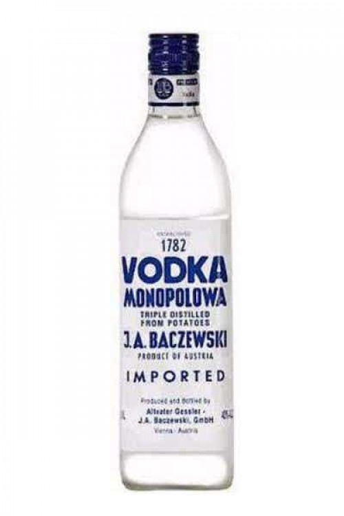 Monopolowa Potato Vodka 1L