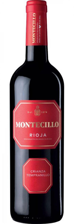 2016 Montecillo Rioja Crianza 750ml