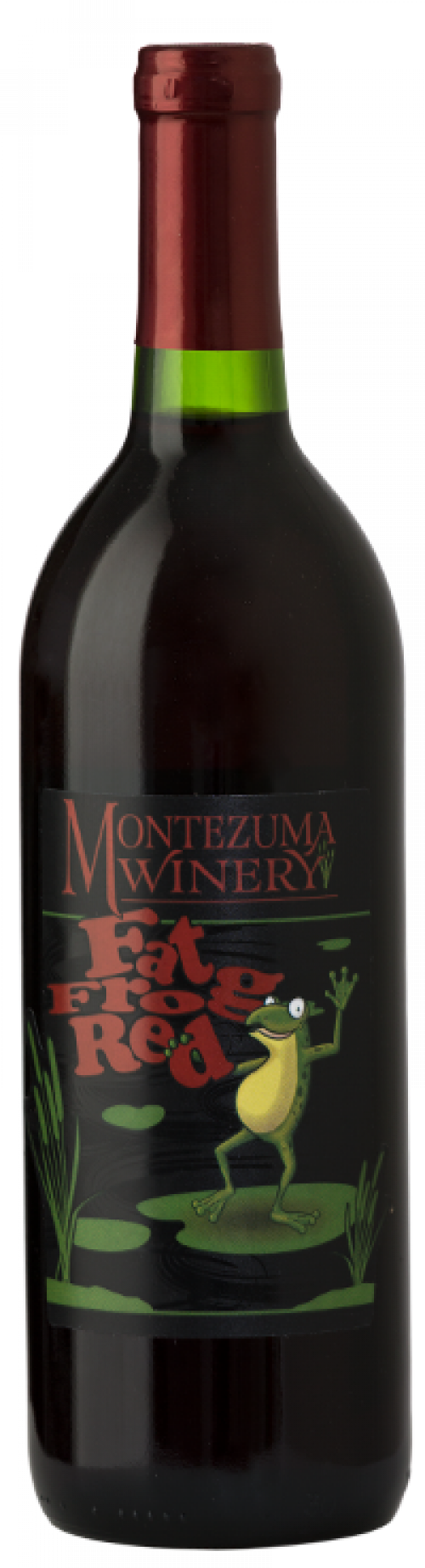 Montezuma Fat Frog Red 750ml NV