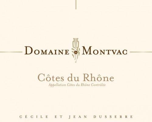 2018 Domaine De Montvac Cotes du Rhone Red 750ml