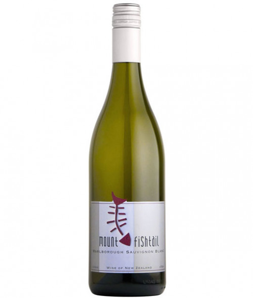 2017 Mount Fishtail Sauvignon Blanc 750ml