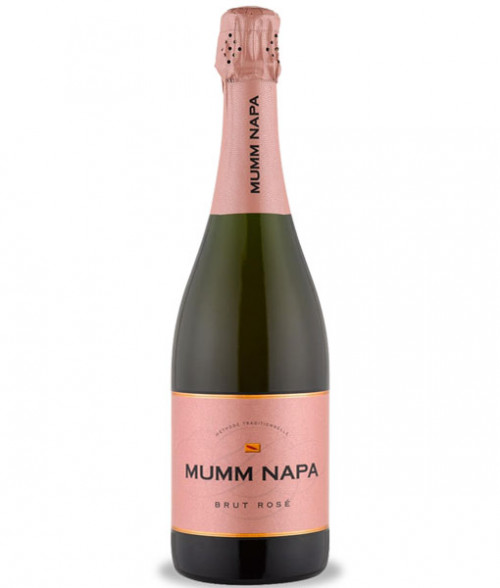 Mumm Napa Brut Rose 750ml NV