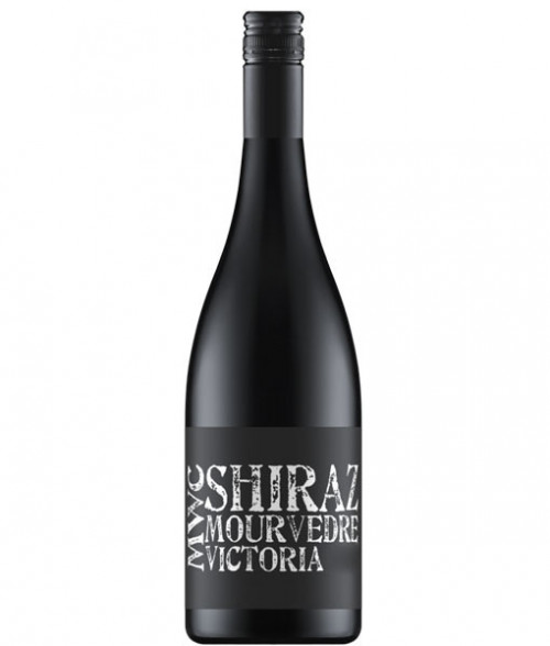 2018 MCW McPherson Shiraz Mourvedre 750ml