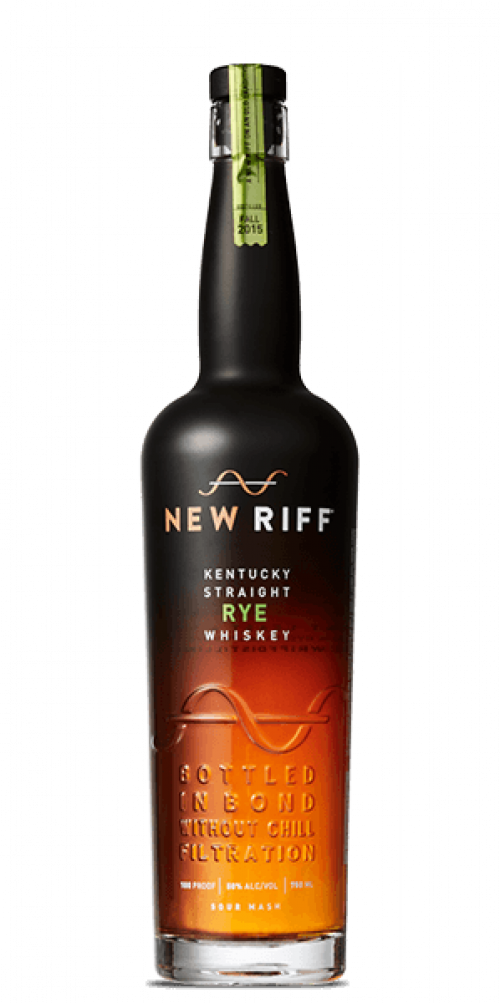New Riff Straight Rye Whiskey 750ml