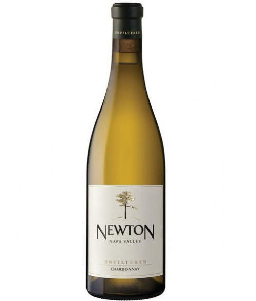 2015 Newton Unfiltered Chardonnay 750Ml