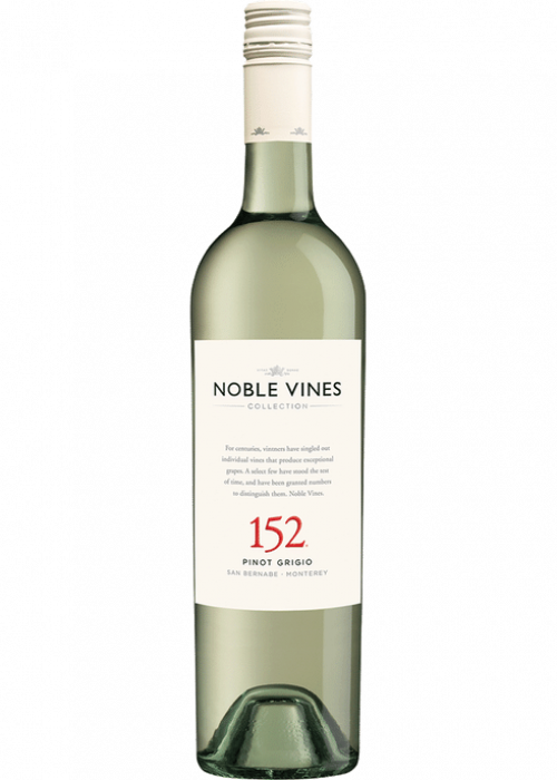 Noble Vines 152 Pinot Grigio 750ml NV