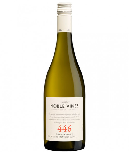 Noble Vines 446 Chardonnay 750ml NV