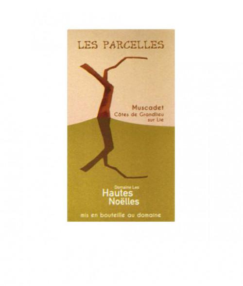 2018 Domaine Les Hautes Noelles Les Parcelles Muscadet Cotes de Grandlieu Sur Lie 750ml