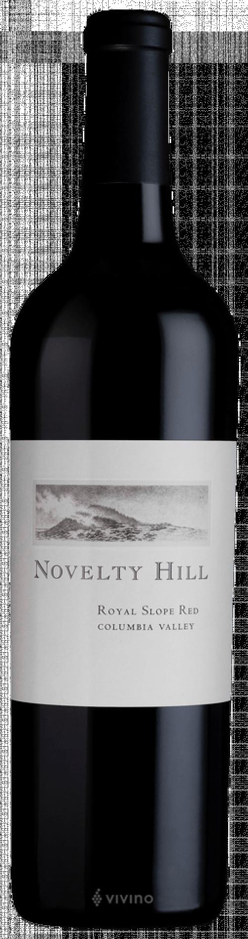 2018 Novelty Hill Royal Slope Red 750ml