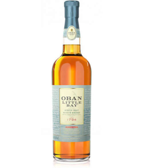 Oban Little Bay Small Cask Single Malt Scotch Whisky 750ml