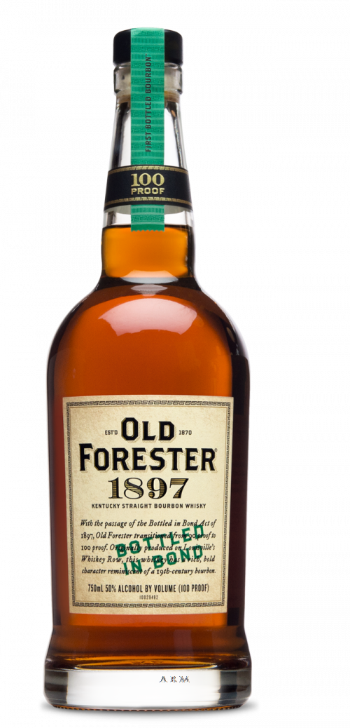 Old Forester 1897 Kentucky Straight Bourbon 750ml