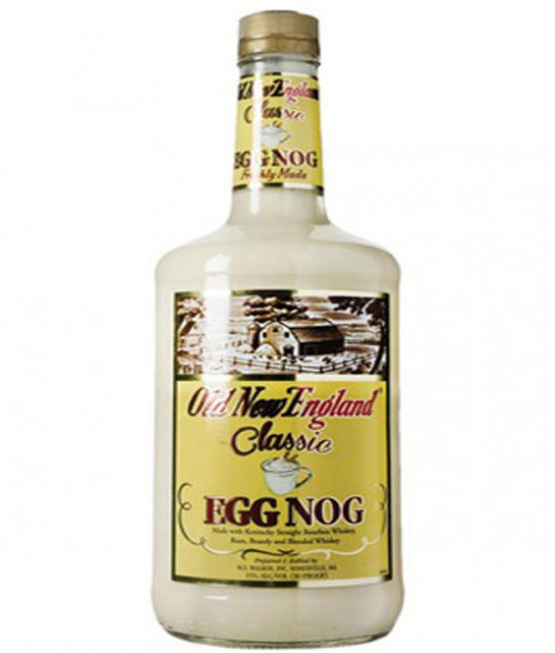 Old New England Egg Nog 1.75L