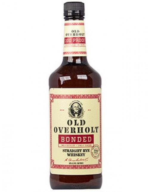 Old Overholt Rye Bonded 750ml