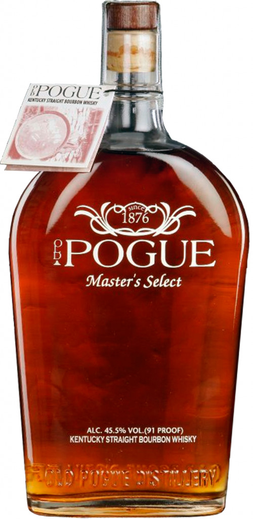 Old Pogue Master's Select Bourbon 750ml