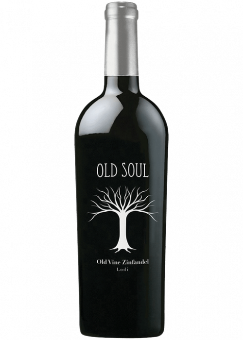 Old Soul Old Vine Zinfandel 750Ml NV