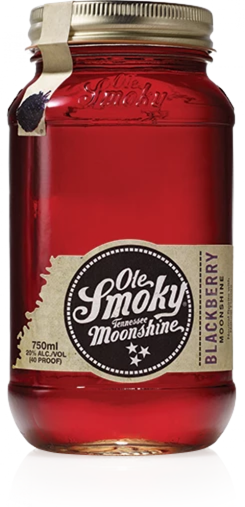 Ole Smoky Blackberry 750ml