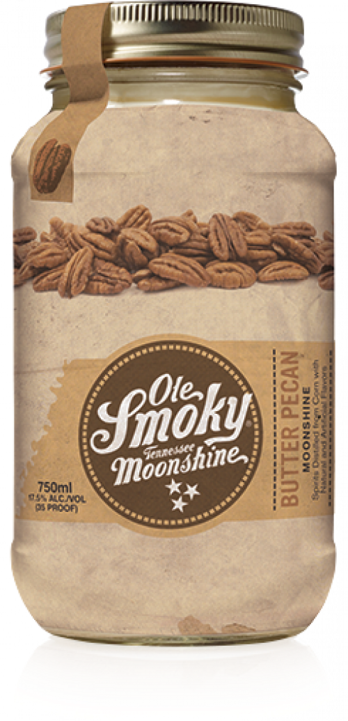 Ole Smoky Butter Pecan Moonshine 750ml