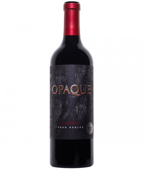 2016 Opaque Darkness Paso Robles 750ml