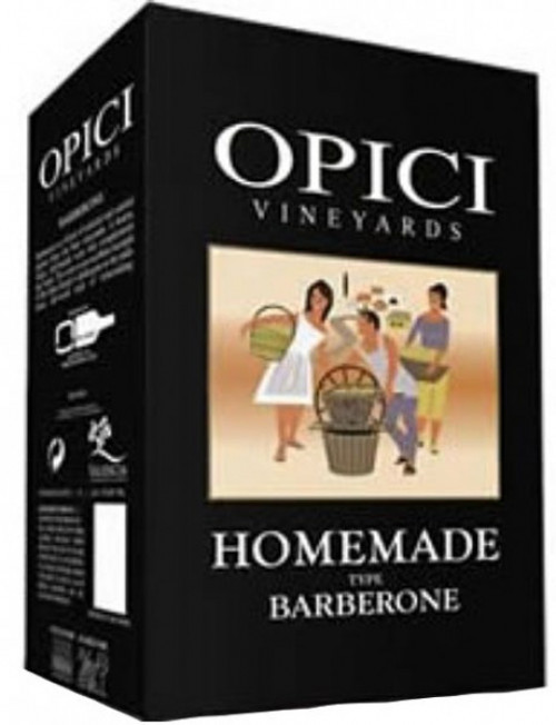 Opici Homemade Barberone 3L Box NV