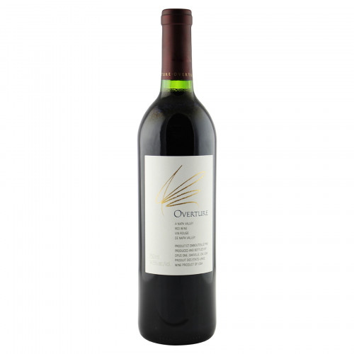Overture Red by Opus One 750ml NV