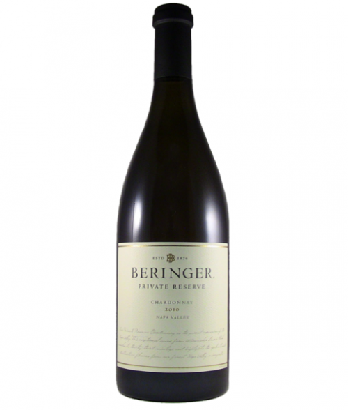 2018 Beringer Private Reserve Chardonnay 750ml