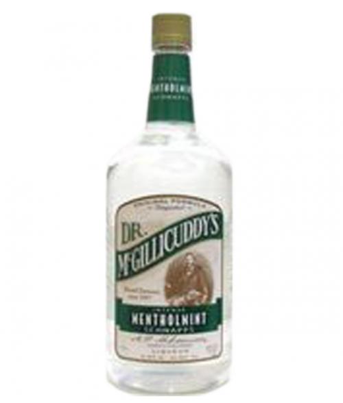 Dr. McGillicuddys Mentholmint Schnapps 1.75L