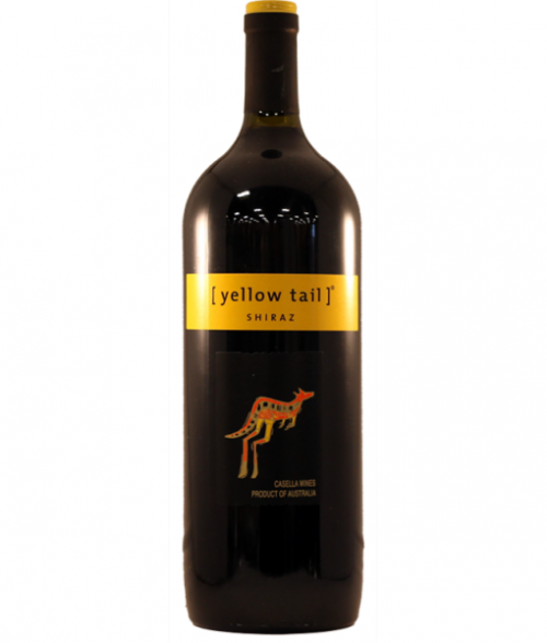 Yellow Tail Shiraz 1.5L NV
