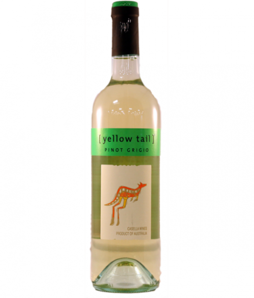 Yellow Tail Pinot Grigio 750Ml NV