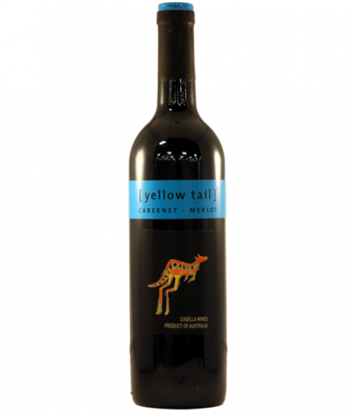 Yellow Tail Cabernet/Merlot 750ml NV